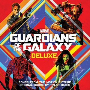 Guardians of the Galaxy (Deluxe) Disc 2