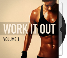 Work It out, Vol. 1! (Workout Music Unlimite
